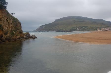 Playa de la Arena. Pobeña-Muskiz