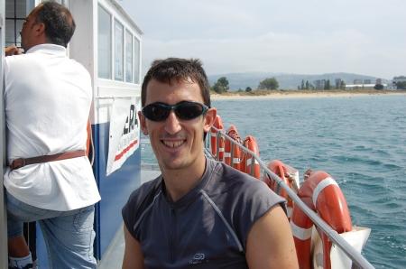 Manuel, mi compañero de aventuras y desventuras